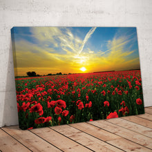 Load image into Gallery viewer, Sunset in the Meadows Print