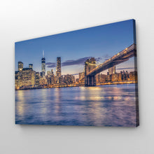 Load image into Gallery viewer, New York City Cityscape Print