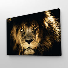 Load image into Gallery viewer, Lion Art Print