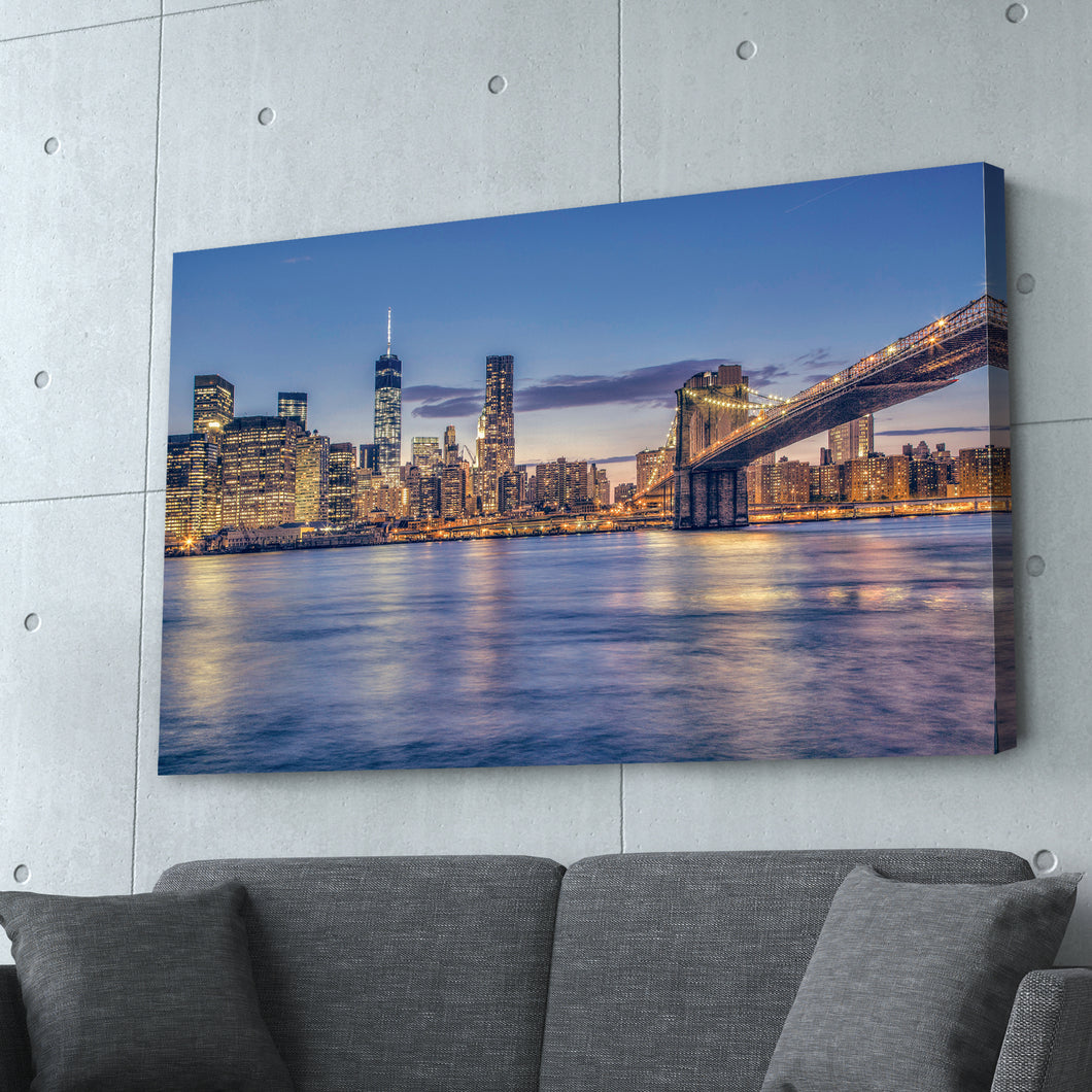 New York City Cityscape Print