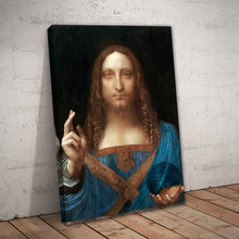 Load image into Gallery viewer, Salvator Mundi by Leonardo da Vinci