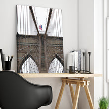 Load image into Gallery viewer, Brooklyn Bridge Photography Print