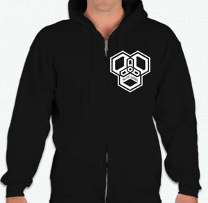 Puff Labs Zip-Up Hoodie - Puff Labs