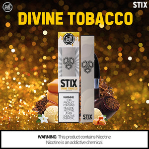 Puff STIX Disposable Bar - Divine Tobacco - Puff Labs