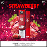 Puff STIX Disposable Bar - Strawberry - Puff Labs