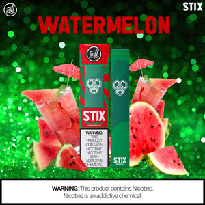 Puff STIX Disposable Bar - Watermelon - Puff Labs