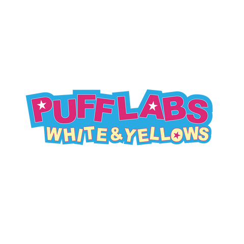 Puff Labs | White & Yellows E-Liquid - Puff Labs
