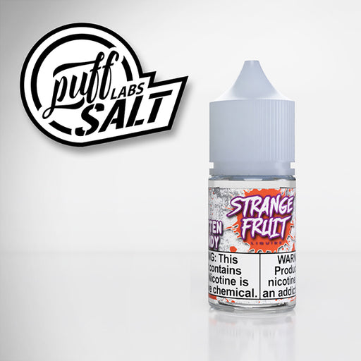 Puff Labs Strange Fruit Rotten Candy Salt E-Liquid 30ML