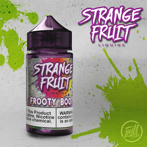 Puff Labs Strange Fruit Frooty Booty E-Liquid 30ML and 100ML