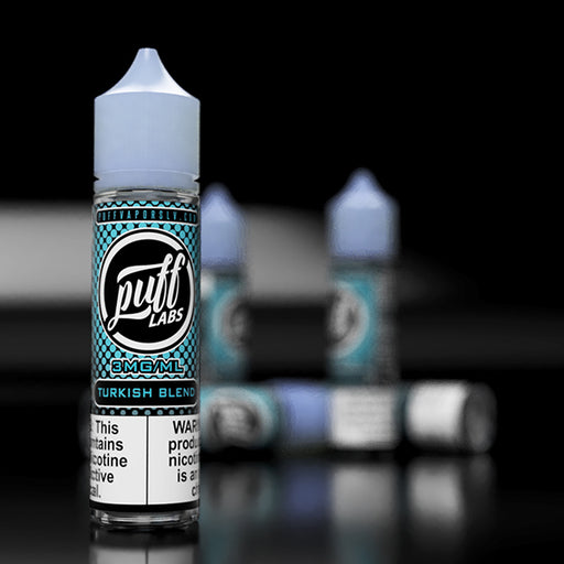 Puff Labs Turkish Blend E-Liquid 60ML