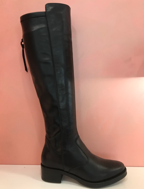 Nero Giardini Knee Boots - Tiramisu Shoes
