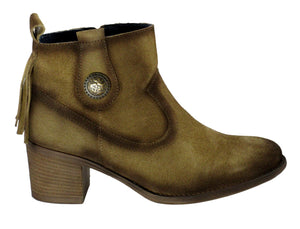 Unity in Diversity Ankle Boot - Tiramisu Shoes