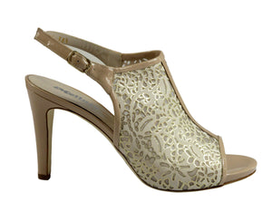 Melluso Pump - Tiramisu Shoes