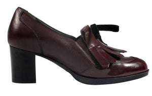 Modern heel shoe - Melluso - Tiramisu Shoes