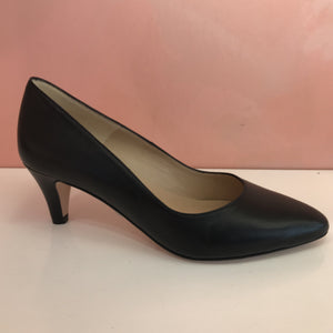 Black Pump - Tiramisu Shoes