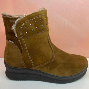 Gore-Tex Ankle Boots - Tiramisu Shoes