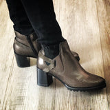 Softwaves Ankle Boot - Tiramisu Shoes
