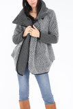 Cozy Wool Coat - Tiramisu Shoes