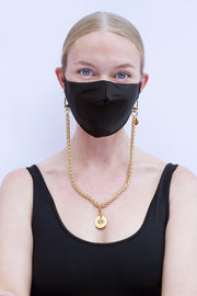 SEQUIN x PRETTY CONNECTED Charm & Mask Chain Set