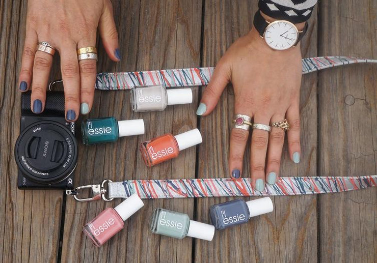 Custom Nail Polish Bag Strap Orders
