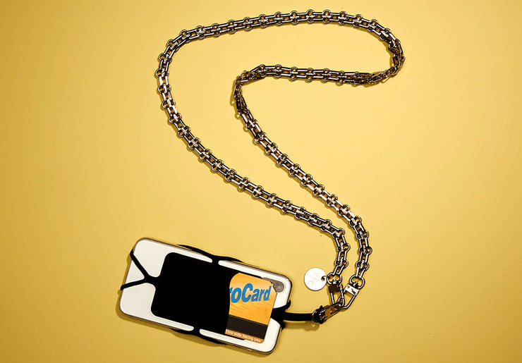 Sandra Cell Phone Case + Patricia Strap