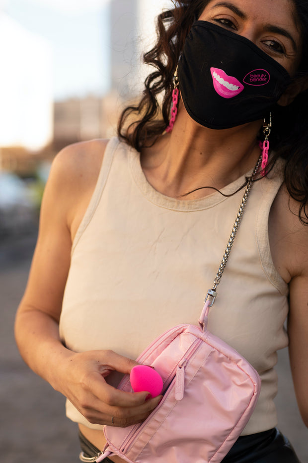 Beautyblender x PC Mask + Chain Set
