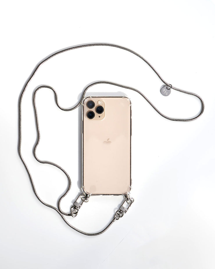 Maia iPhone Cell Phone Lanyard Case + Charlie Crossbody Strap