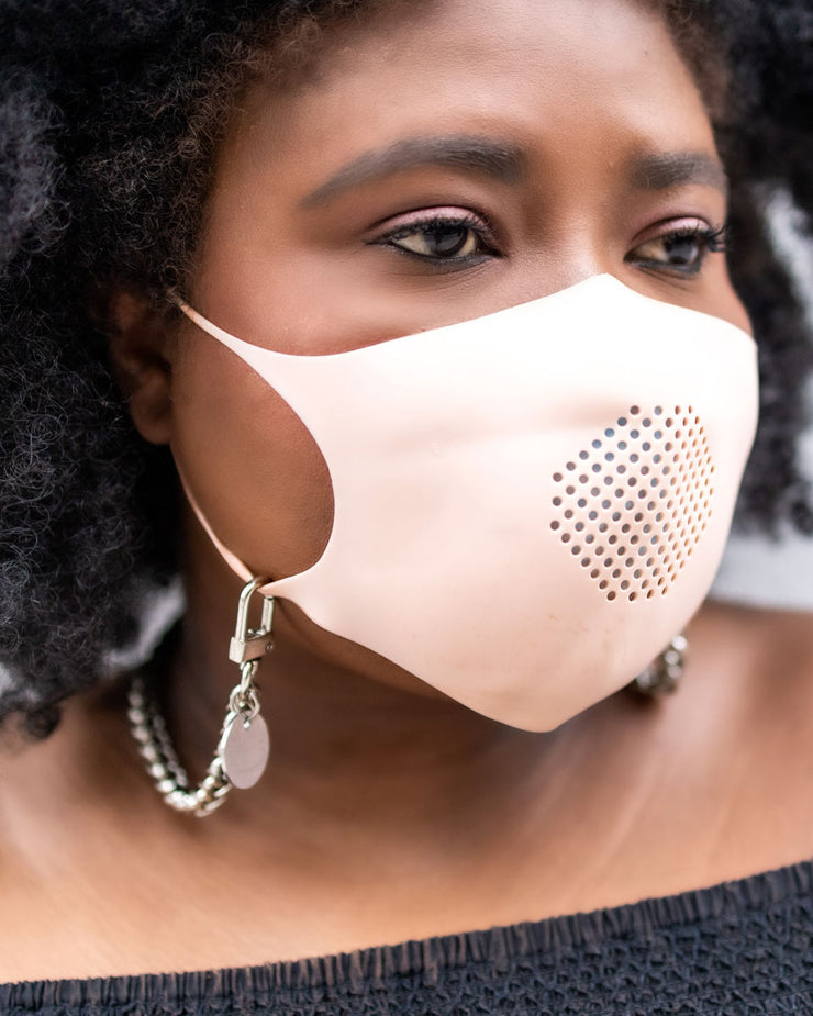 Nikki Mini Face Mask Chain Strap