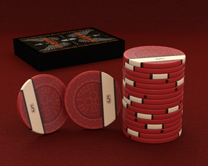 3rd Street Poker Chips – 39mm