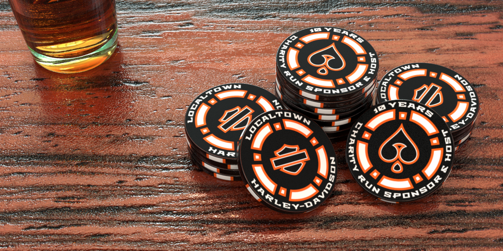 Custom Event Tokens - 39mm
