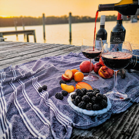 Pour the right South African Wine