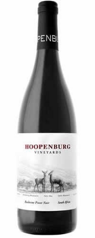 Hoopenburg, Pinot Noir 750ml 2017