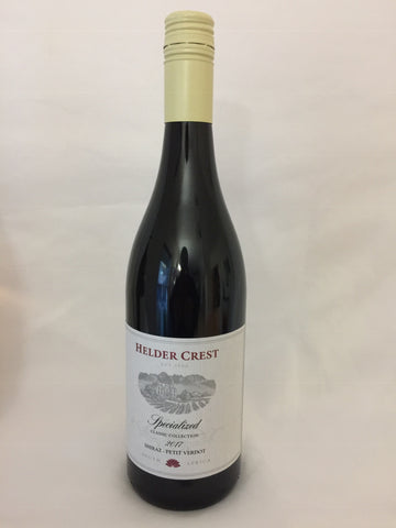 Helder Crest, Specialized Red Blend 2017