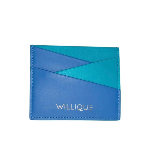 The Turquoise and Caicos Card Holder