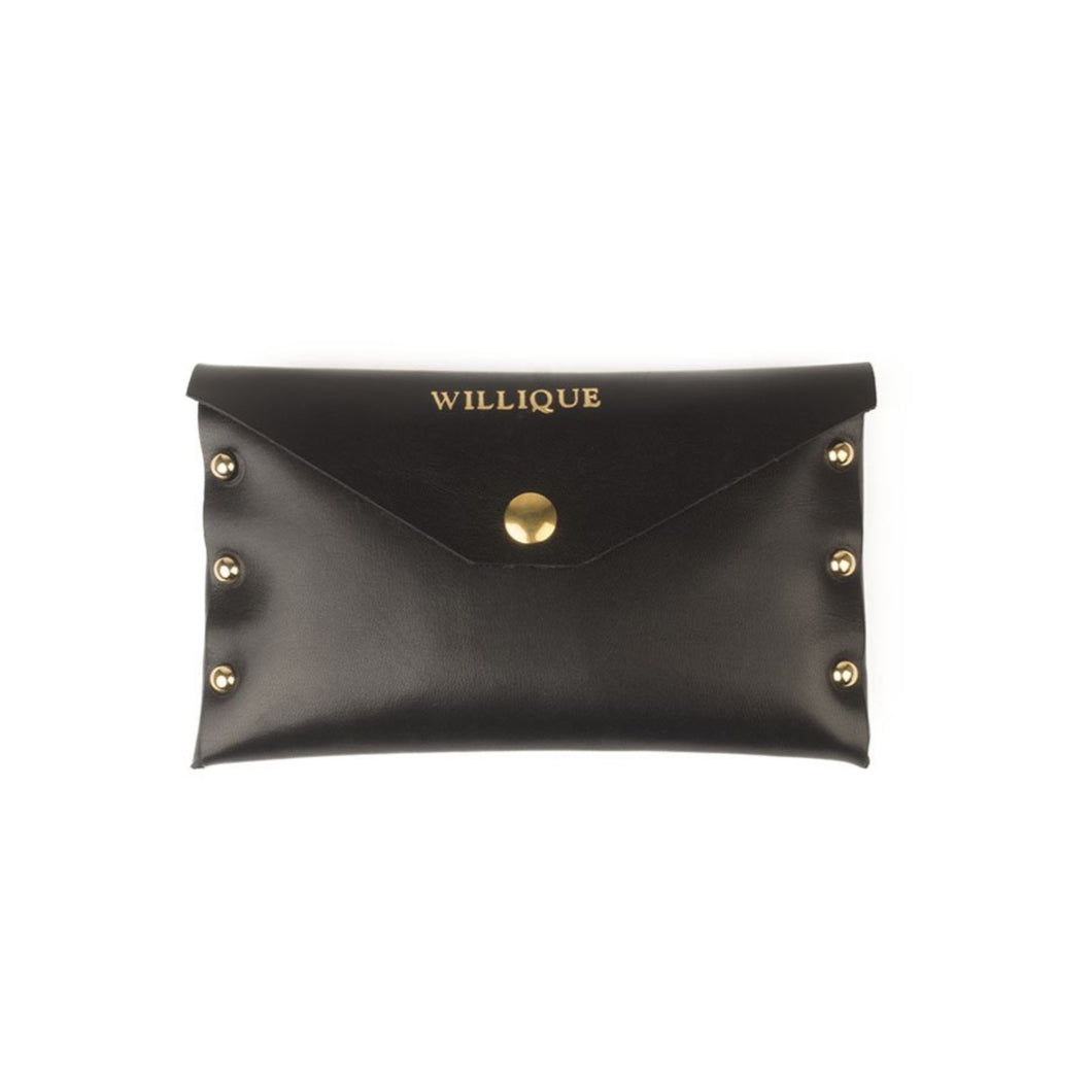 Willique Note Purse ( made to order)