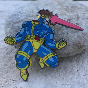 Claygrahamart VS Pinplugged Round 1 - Cyclops vs Akuma