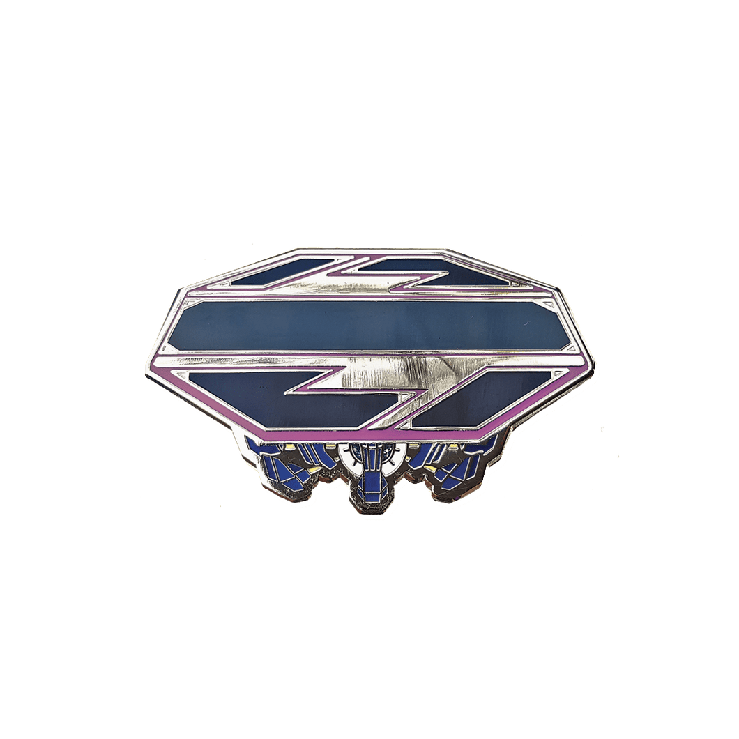 SSBM Final Destination Enamel Pin