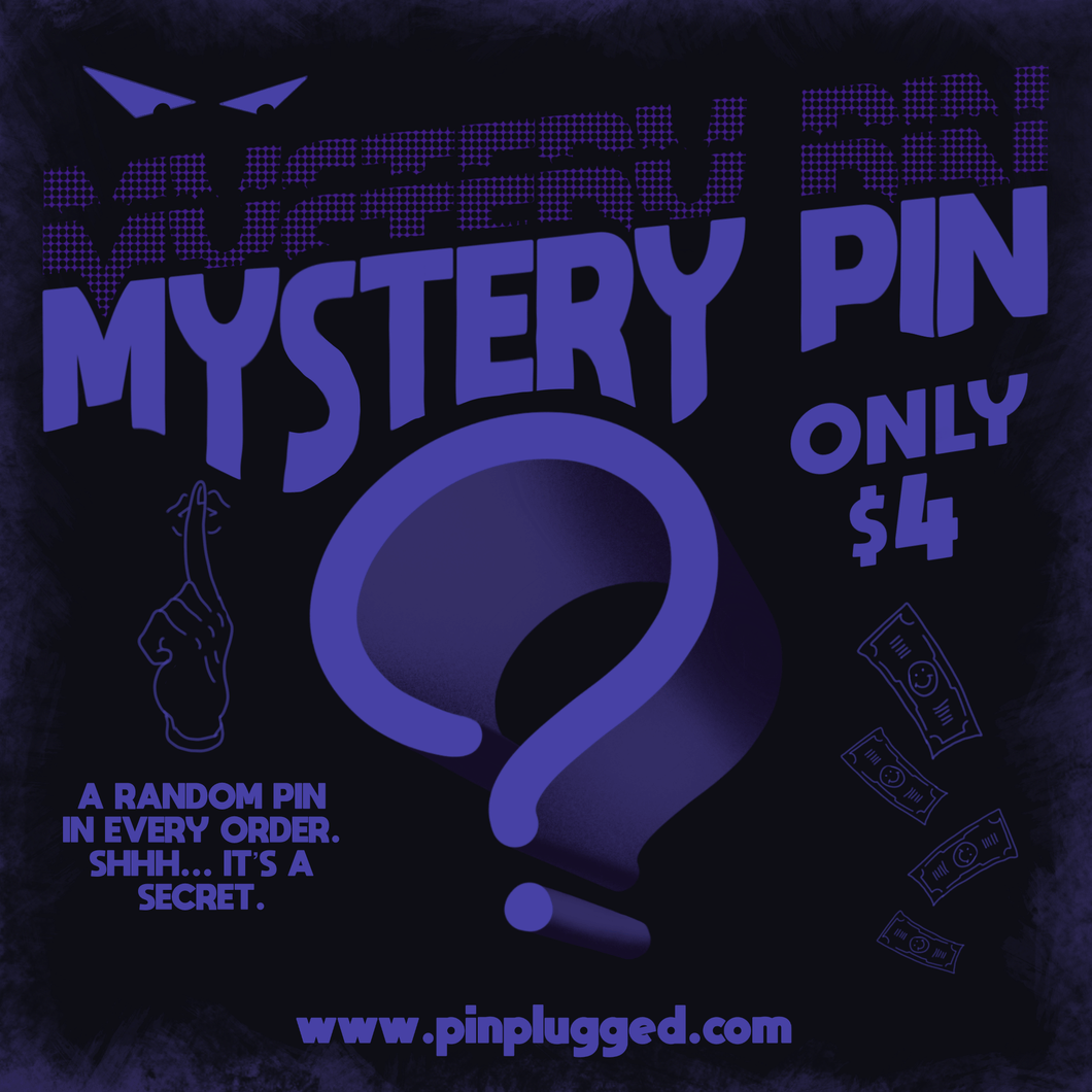 Mystery Pin