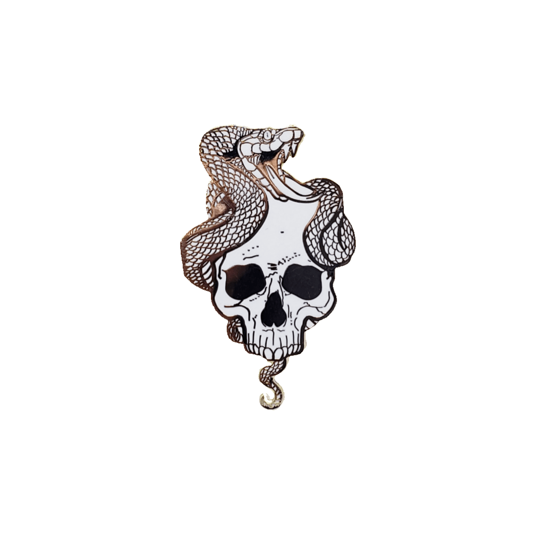 Brothers in Arms Enamel Pin - Pin Plugged