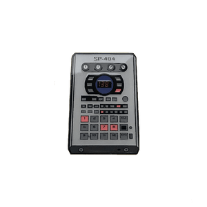 SP-404 Enamel Pin - Pin Plugged