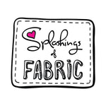 Splashings Of Fabric