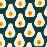 Juicy Pears - Organic Cotton Needlecord-Cloud 9-Splashings of Fabric