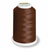 Chocolate 9290 - Madeira Aeroflock No. 100 Bulk Thread 1000m-Madeira-Splashings of Fabric