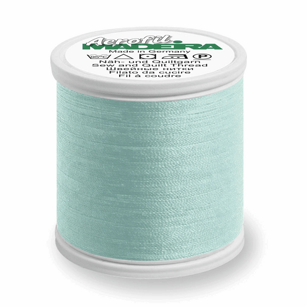 Light Turquoise 8730 - Madeira Aerofil No.120 Sew All Thread 400m-Madeira-Splashings of Fabric