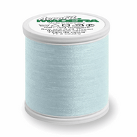 Dusty Blue - Madeira Aerofil No.120 Sew All Thread 400m-Madeira-Splashings of Fabric