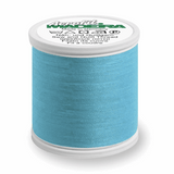 Aqua - Madeira Aerofil No.120 Sew All Thread 400m-Madeira-Splashings of Fabric