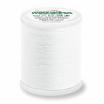 White - Madeira Aerofil No.120 Sew All Thread 1000m-Madeira-Splashings of Fabric