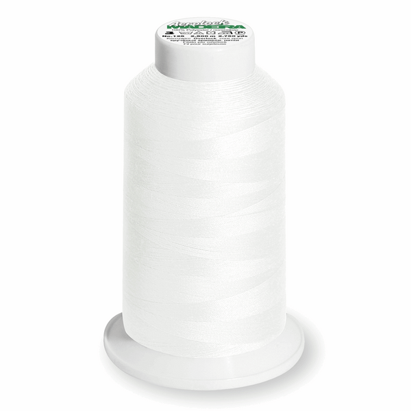 Ecru 8020 - Madeira Aeroflock No. 100 Bulk Thread 1000m-Madeira-Splashings of Fabric