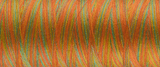 Variegated Sunset 9600 - Overlocker Thread-Madeira-Splashings of Fabric