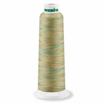 Variegated Opal 9603 - Overlocker Thread-Madeira-Splashings of Fabric